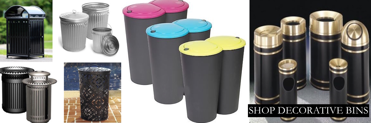 Decorative Bins
