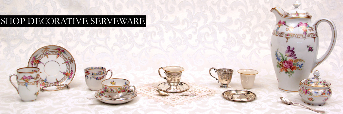 Decorative Serveware