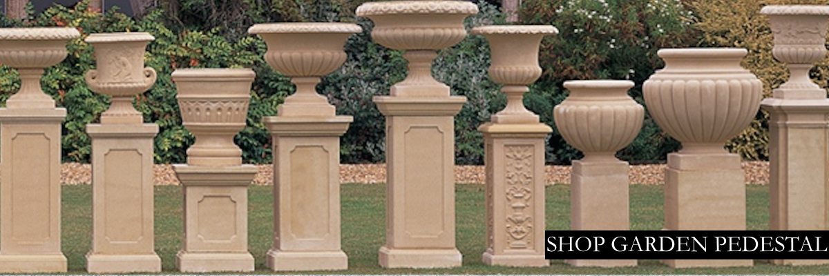 Duqaacom Garden Pedestals infoduqaacom