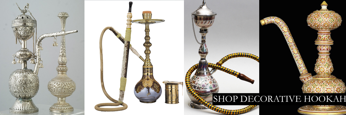 Decorative Hookah