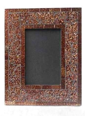 Wooden Photo Frame With Glass