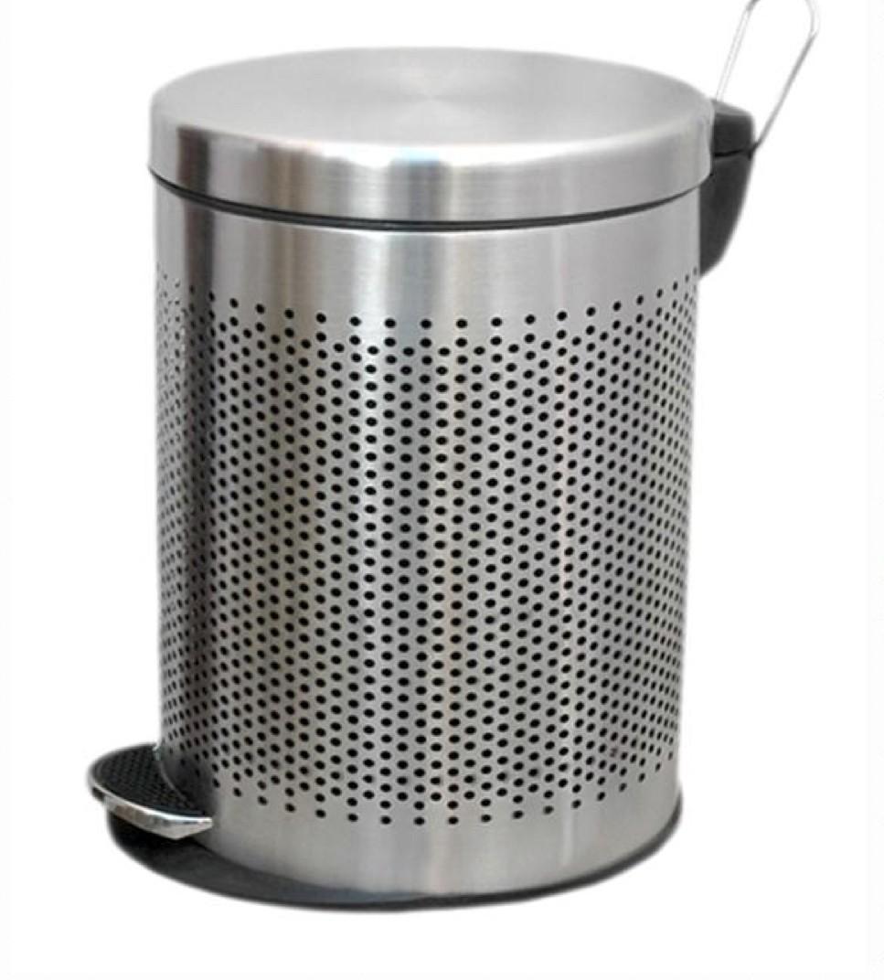 circular net design bins -(11 Liters)