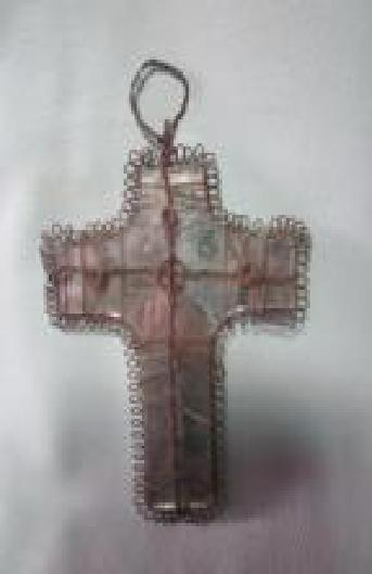 Cross Christmas Decor