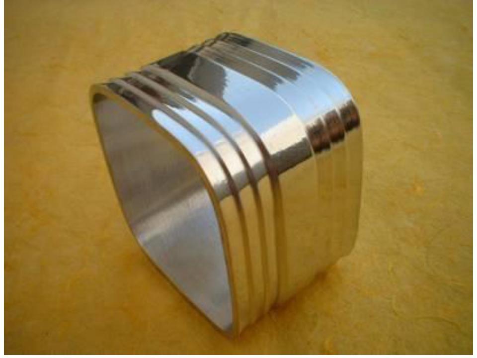 Aluminum Dining-Silver