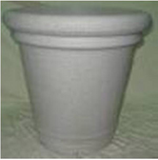Stylish 12 Inch Height Plastic Planter