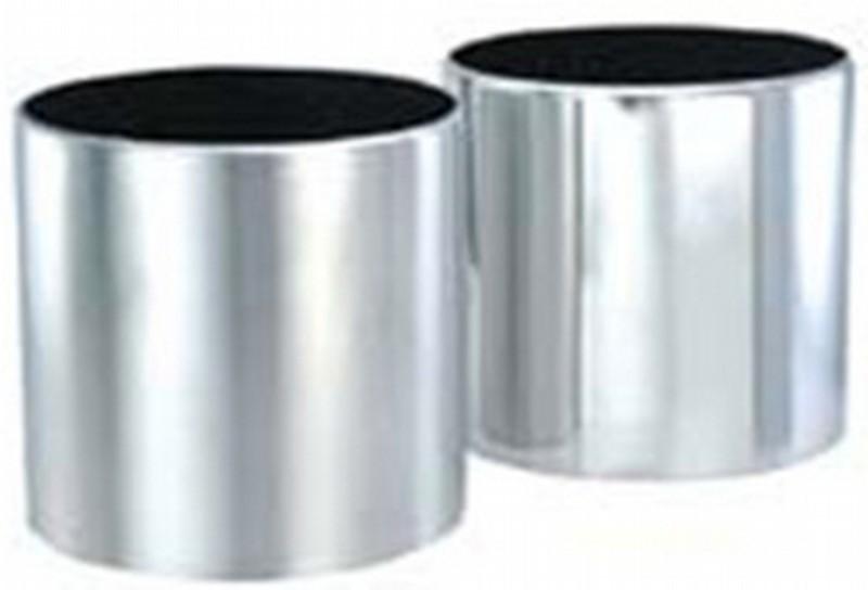 Cylinder Shape Classic Metal Planter