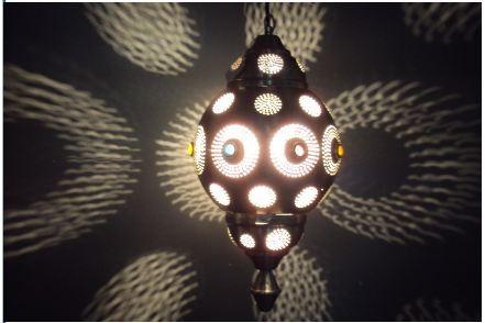 unique  Metal  Hanging  lamp