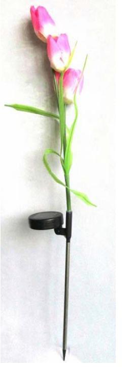 3 Tulip-decoration light