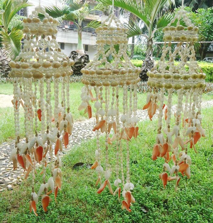 Natural Conch Shell Campanula Shell crafts