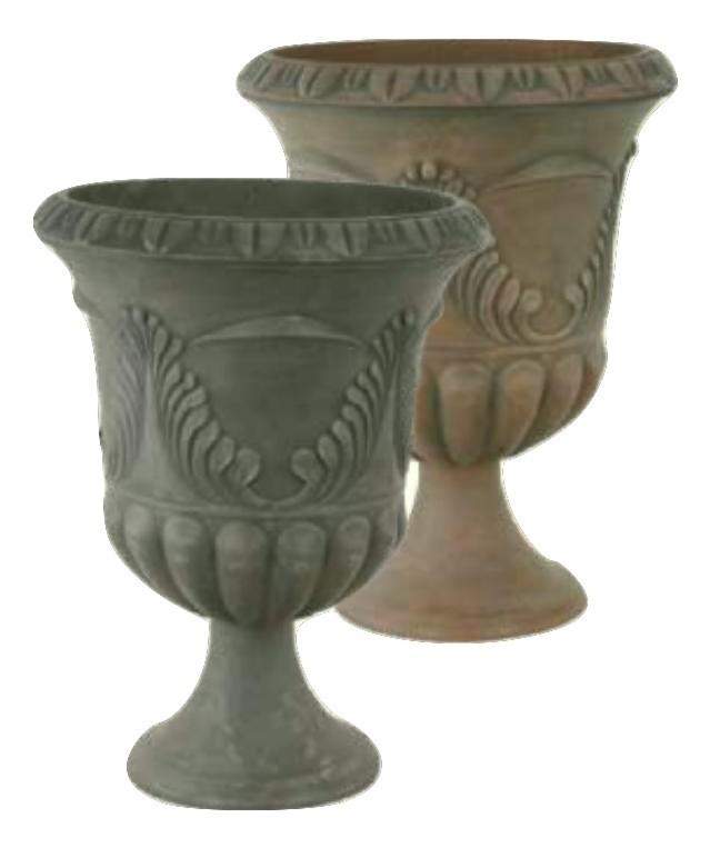 Antique Design 65cm Height Stone Planter
