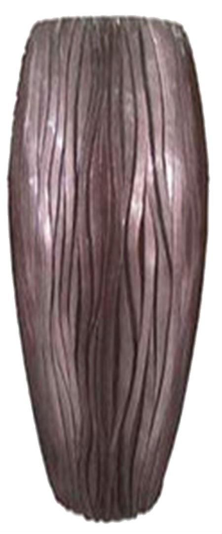 Brown Tall 70 cm Height Fiberglass Planter