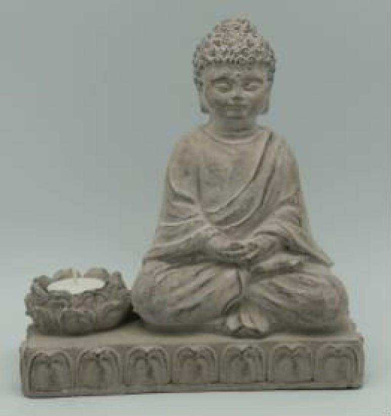 Buddha Cement Garden Ornaments
