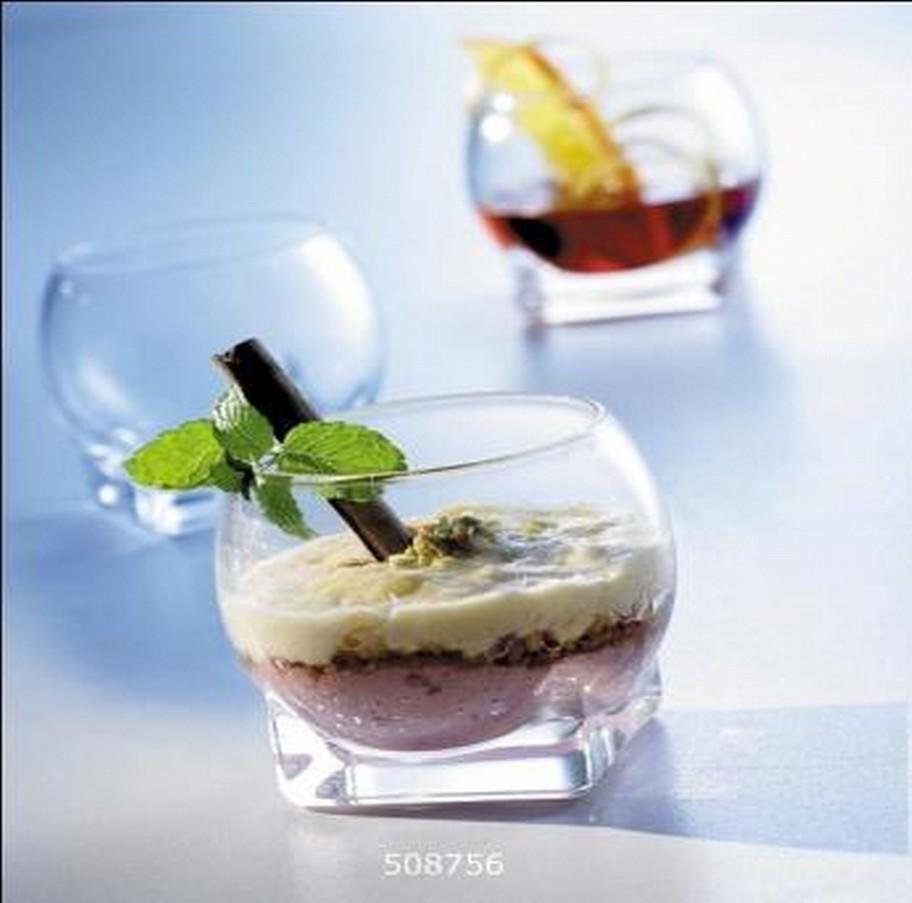 Carrat Ice-Cream Glass