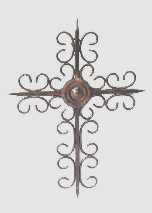 Christ Religious Sign Metal Wall Art