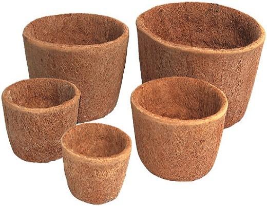 """Coco Nursery pot size 8"""""""