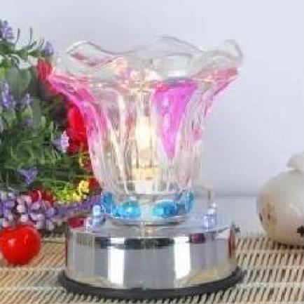 Crystal Pink Aroma Lamp