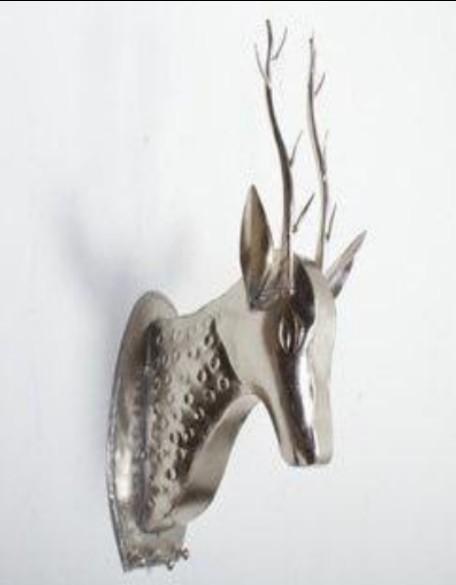 Deer Head Decorative Stage wall head