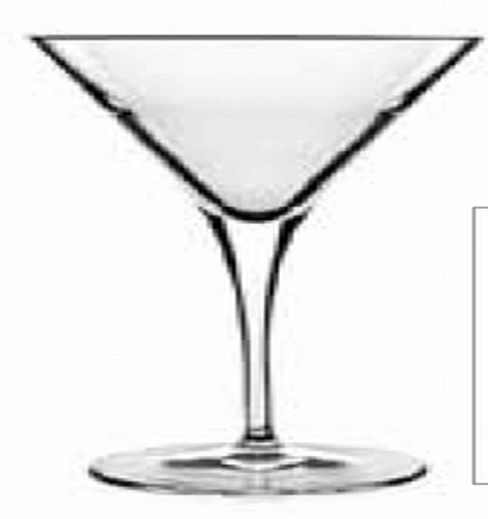 26cl Stemw Elegant Martini Glass