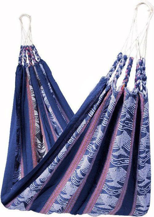Acrylic Purple Striped Hammocks