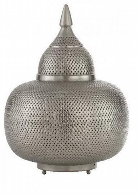 Aluminum Shiny Polish Table Lamps 43x46cm