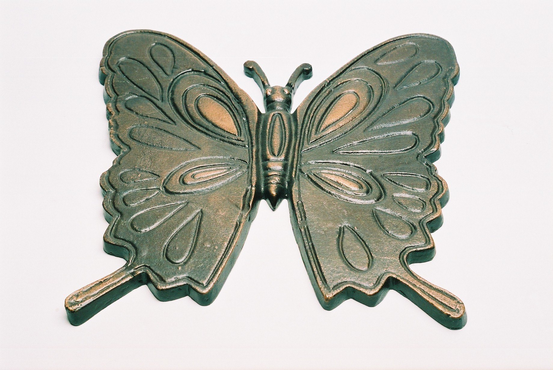 Antique Wall Butterfly