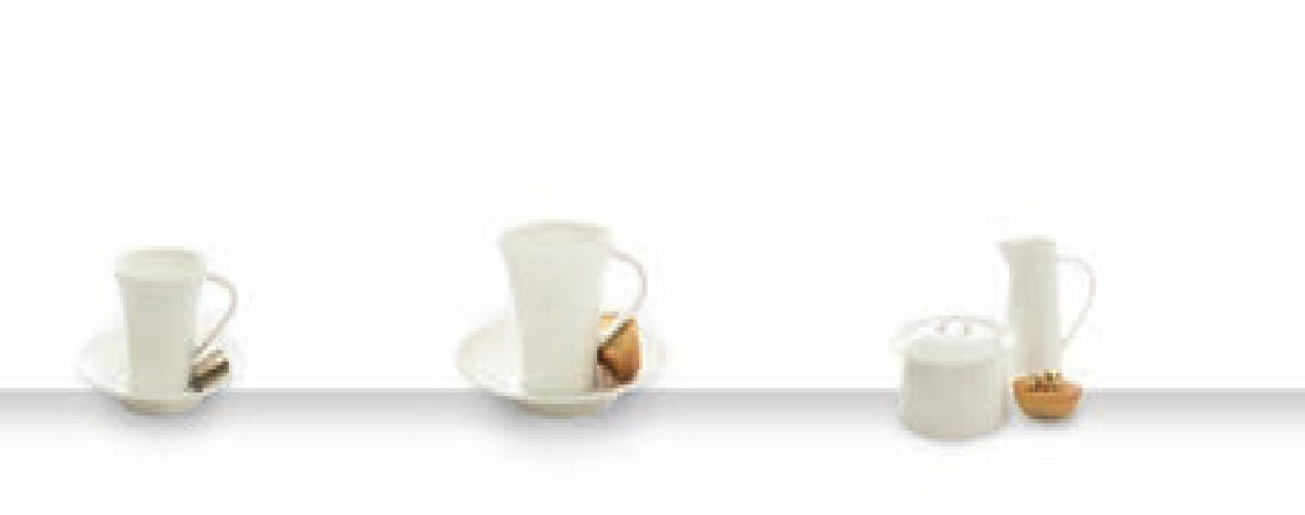 Bone China Sugar and Creamer