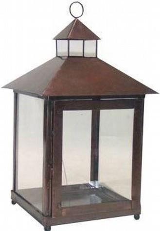 Boxed House Lantern