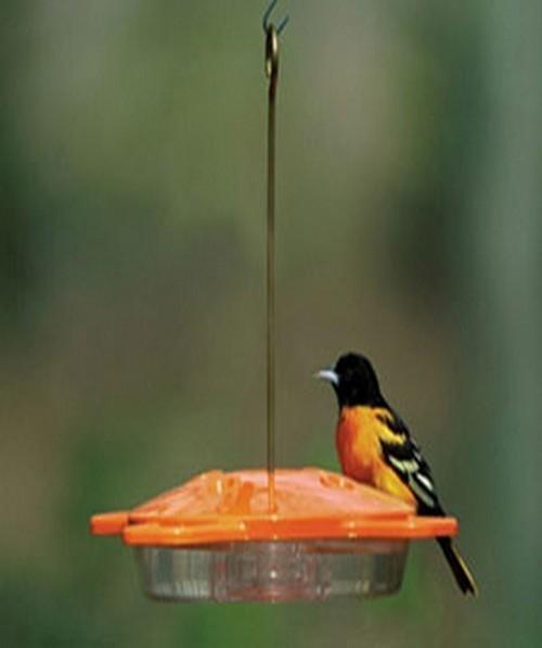 Brass Hanging Rod Bird Feeder