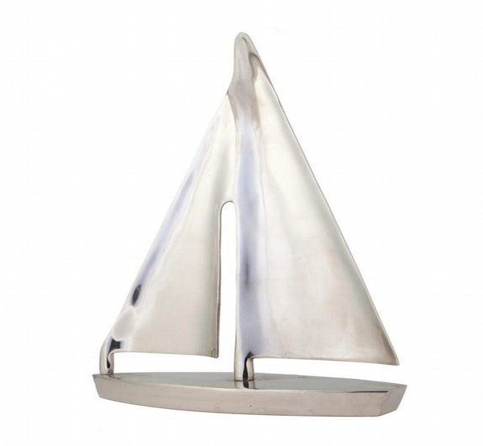 Cast Aluminum Boat 13 x 8 Inches