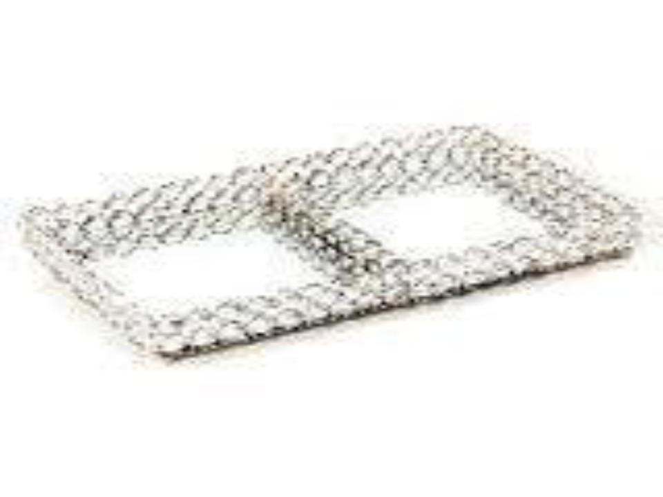 Decorative Crystal Tray