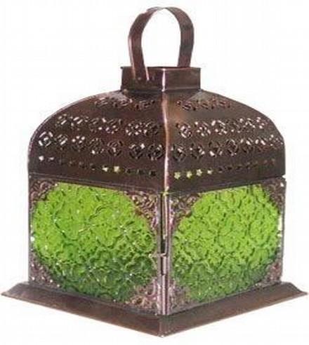 Elegant Green lanterns