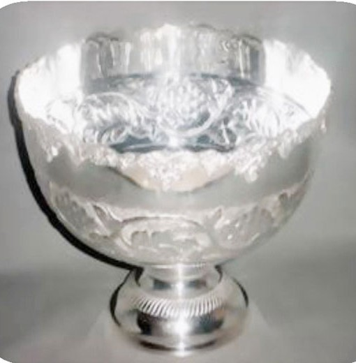 Embossed Bowl, 10 Inches