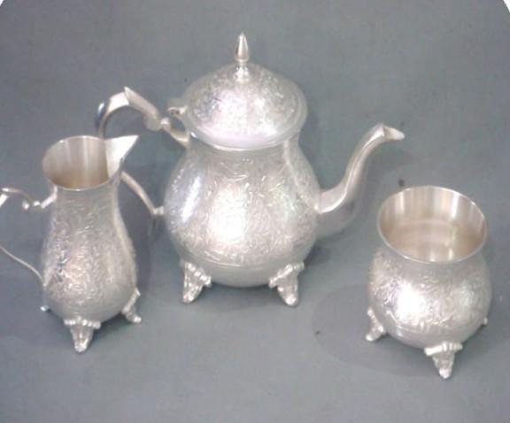 English Tea Set, 6 CC