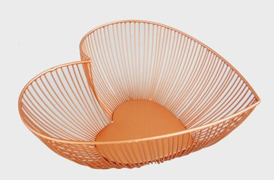 Heart Shaped Basket, 12 Inches
