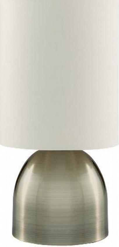 Matte Finish Aluminum Table Lamp