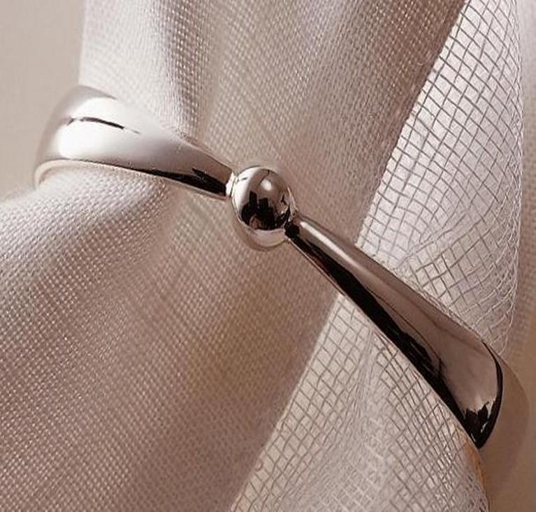 Metal Brass Round Napkin Ring