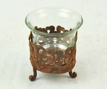 Metal Candle Stand Style Candle Holder
