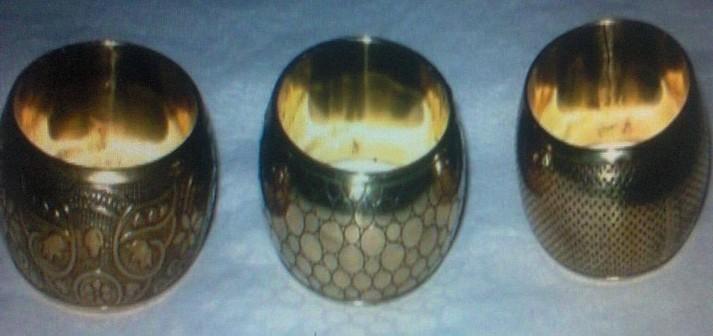 New Brass Napkin Ring