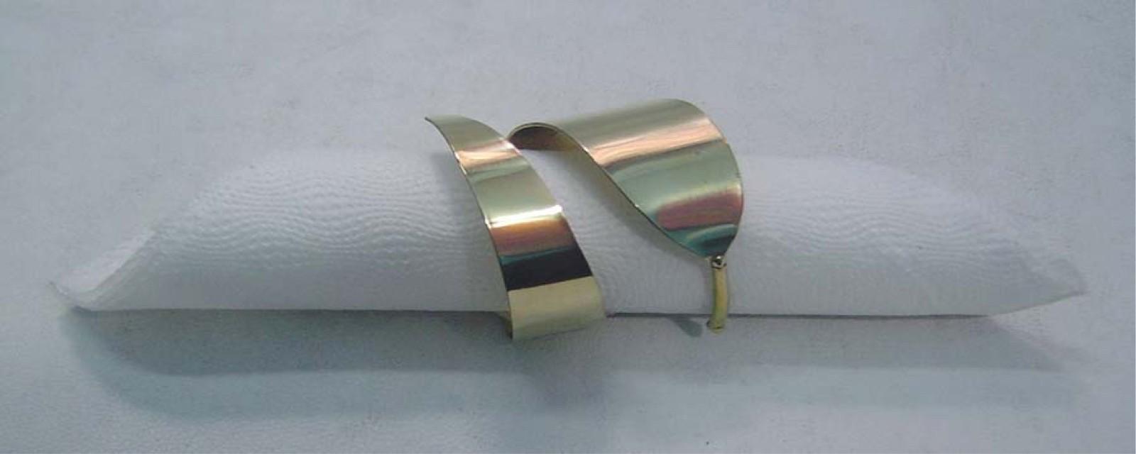 Polished Napkin Ring