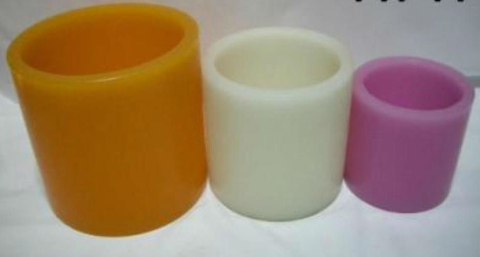 Round Shape Hollow Candle dim (mm)4 x 6 Inch