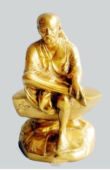 Sai Baba Statue, 15 Inches