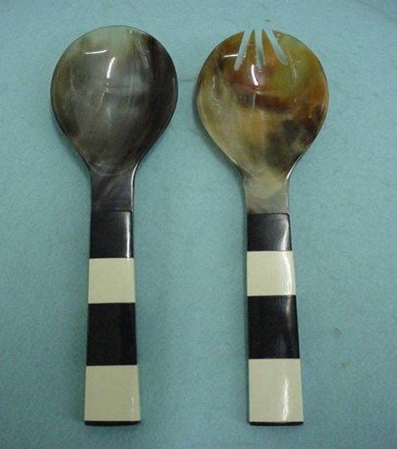 Service Spoon Cutlery Set of 2 Pcs