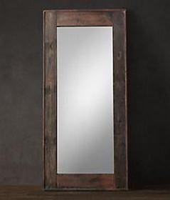 Shabby Chic Mango Wooden Mirror Frame