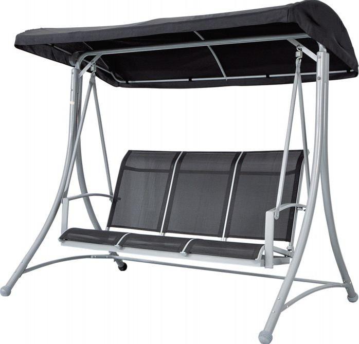 Stylish 3 Seater Garden Swing