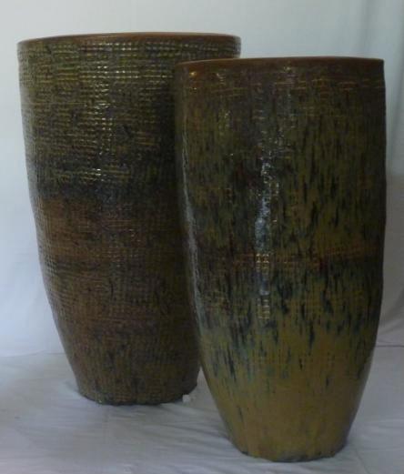 Earthenware 93cm Ceramic Planter