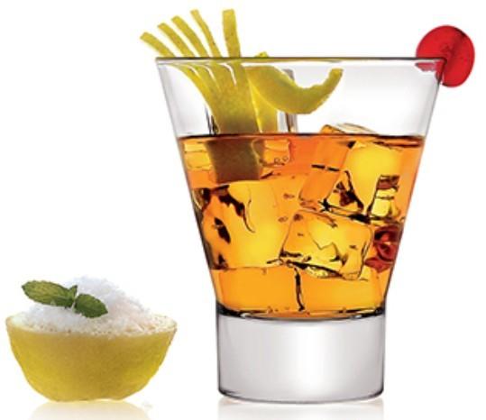 Juice Glass Tumbler