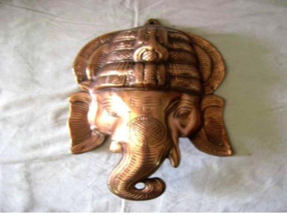 """Ganesh Face 12"""""""