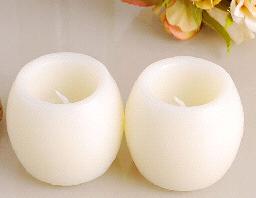 Ball shape tea candles