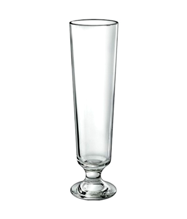 Beer Julius Glass, Size Height 23cm x Top diameter 6.5cm x Bottom Diameter 7cm,Volume 400ml