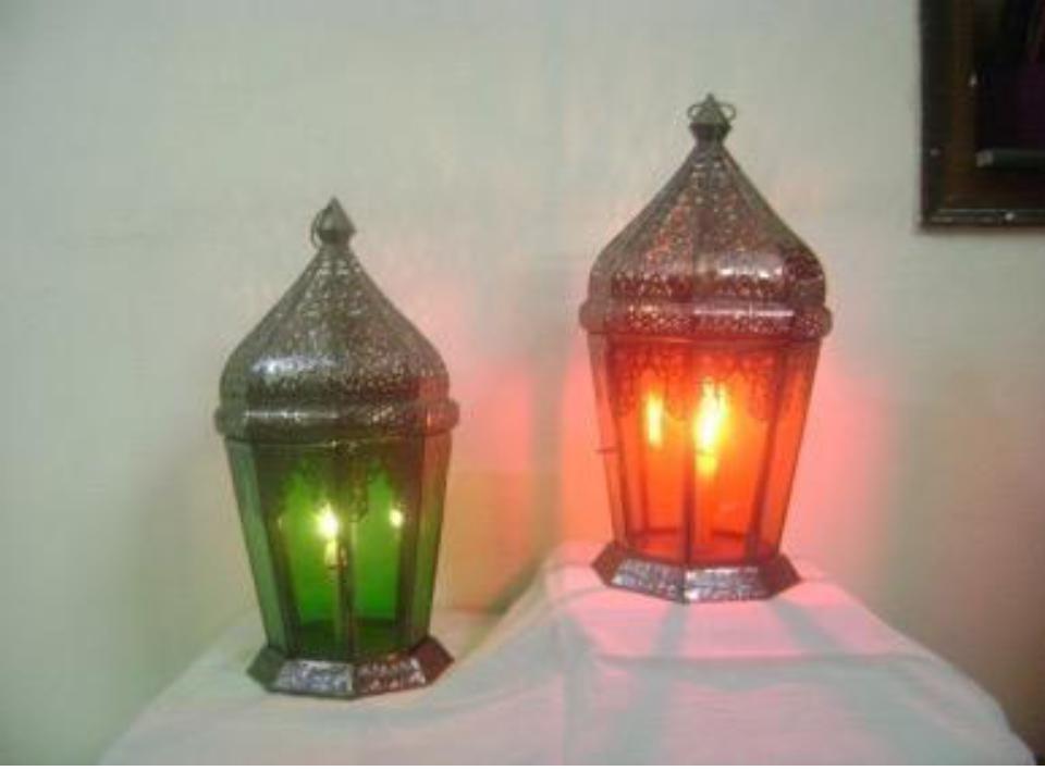 """Lantern Large 16"""""""